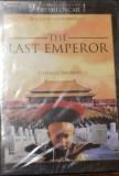 DVD - Ultimul Imparat (The Last Emperor) - Bernardo Bertolucci, Romana