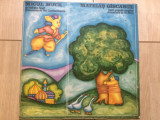 Micul Muck Mateias gascarul disc vinyl lp povesti basme pentru copii electrecord, VINIL