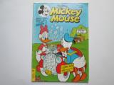 Revista de benzi desenate Romania, limba romana: Mickey Mouse Nr. 4 - 1994, egmont