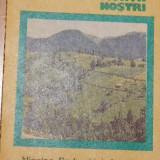 Obcinele Bucovinei de Nicolae Barbu. Colectia Muntii Nostri + harta