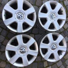 Jante Originale VW PASSAT, TOURAN, GOLF 16` 5X112 6, 5X16 - Janta aliaj Volkswagen, Numar prezoane: 5, PCD: 120