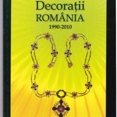Decoratii Romania 1990-2010 Vol. V Policromie
