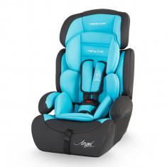Scaun auto MamaLove Angel grupa 9-36 kg Albastru - Scaun auto copii, 1-2-3 (9-36 kg)