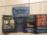 compact 5 transilvania album caseta audio muzica hard rock pop vivo records 1994