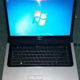 "Laptop Dell Studio 1558 15.6"" LED Intel i3 - M330 2.13 GHz, 500 GB HDD, 4 GB, Intel Core i3, Windows 7"