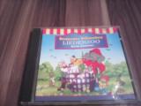 CD MUZICA COPII BENJAMIN BLUMECHEN LIEDERZOO BUNTE OSTEREIER RAR!!!! ORIGINAL