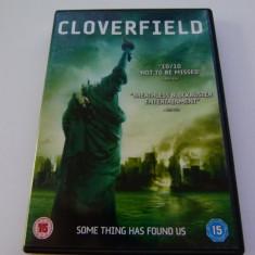 Cloverfield - dvd