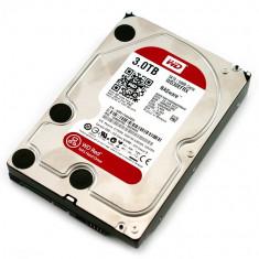 Hard Disk 3TB Western Digital Red WD30EFRX SATA3, Buffer 64MB