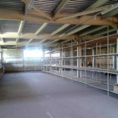 Spatii de depozitare de închiriat DN1(Ciolpani) - Spatiu comercial de inchiriat