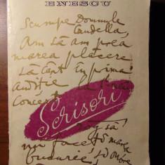 Scrisori, vol 1 - George Enescu (1974) - Carte Arta muzicala