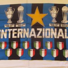 Stegulet fotbal - INTERNAZIONALE MILANO - Steag fotbal