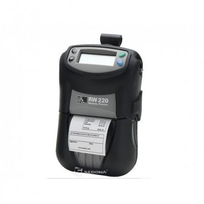 Imprimanta POS mobila Zebra RW220 conectare USB (Conectare - USB) foto