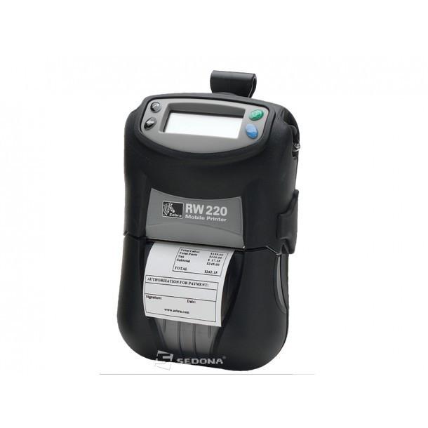 Imprimanta POS mobila Zebra RW220 conectare USB (Conectare - USB) foto mare
