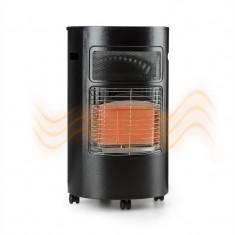 BLUMFELDT BONAPARTE, sobă pe gaz, sobă ceramică, infraroșu, LA 4, 2 KW, neagră