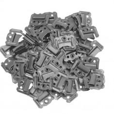 Cleme pentru lambriu 3 mm 100 de bucati VOREL - Clipsuri si Agrafe Auto