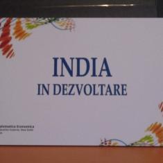 INDIA IN DEZVOLTARE- DIVIZIA DIPLOMATICA ECONOMICA,MIN.AFACERILOR EXTERNE,INDIA