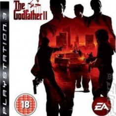 The Godfather II - PS3 [Second hand] - Jocuri PS3, Actiune, 18+, Single player