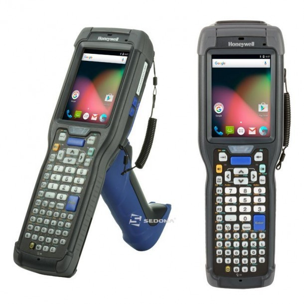 Terminal mobil Honeywell CK75, Android foto mare