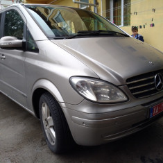 Mercedes -Benz Viano Long, An Fabricatie: 2009, Motorina/Diesel, 235000 km, 2200 cmc