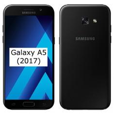 Vand - Telefon Samsung, Negru, Neblocat, Single SIM