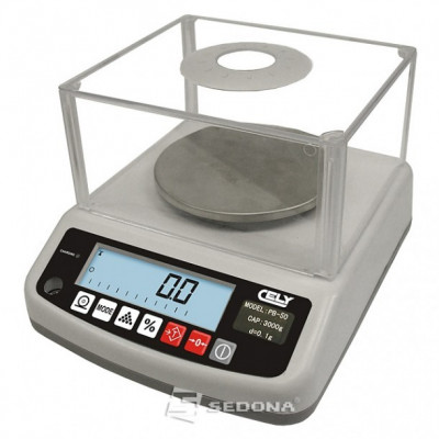 Cely PB60 (Capacitate cantarire - 3000 g) foto