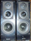 Set de boxe Technics SB-EX3 - model de top, pentru cunoscatorii firmei !, Boxe podea, 81-120W