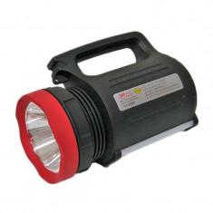 Lanterna LED 2886, 500 m, slot USB