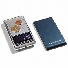 Cantar pentru monede libra - 100 gr./0.01
