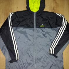 Geaca Adidas marimea M/L - Geaca barbati Adidas, Culoare: Din imagine