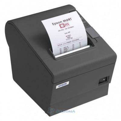 Imprimanta POS Epson TM-T88V conectare USB+RS232 (Conectare - USB+RS232) foto