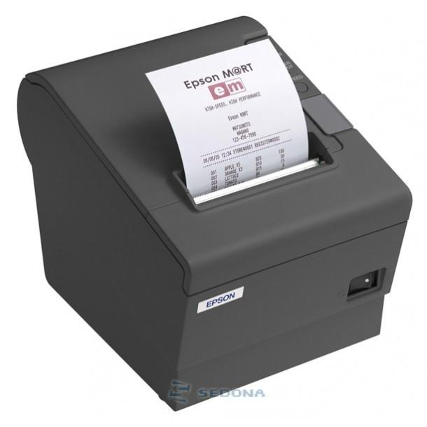 Imprimanta POS Epson TM-T88V conectare USB+RS232 (Conectare - USB+RS232) foto mare