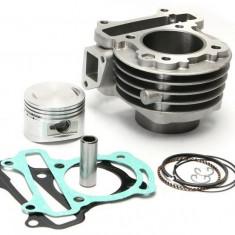 Kit Cilindru - Set Motor COMPLET Scuter Chinezesc Gy6 4T 150cc- 57.5 NOU