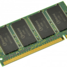 LOT 100 memorii laptop 256MB DDR1 266 MHz (PC2100), SODIMM 200 pini - Memorie RAM laptop