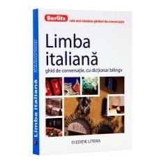 Limba italiana. Ghid de conversatie cu dictionar bilingv - DEX