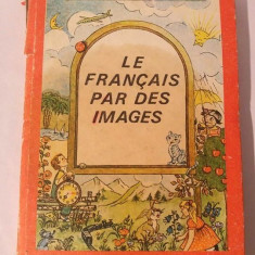 LE FRANCAIS PAR DES IMAGES,  Maria Dumitrescu, 1987