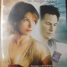 The Lake House - Casa de langa lac, DVD film cu Keanu Reeves si Sandra Bullock - Film romantice, Romana