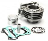 Kit Cilindru  Set Motor COMPLET Scuter Gy6 4T - 4 Timpi  49cc - 50cc NOU