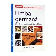 Limba germana. Ghid de conversatie cu dictionar bilingv - DEX