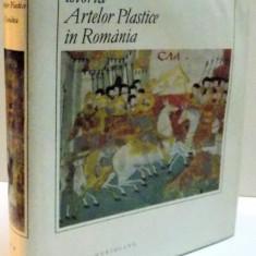ISTORIA ARTELOR PLASTICE IN ROMANIA, VOL II, 1970 - Carte Istoria artei