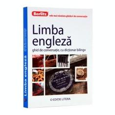 Limba engleza. Ghid de conversatie cu dictionar bilingv - DEX