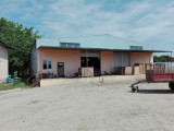 Teren 2984 mp si constructii industriale, Lunguletu, Dambovita, Parter