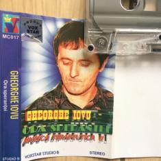 Gheorghe Iovu ora sperantei caseta audio muzica terapeutica ambientala new age - Muzica Ambientala, Casete audio