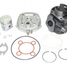 Kit Cilindru Set Motor Chiuloasa Scuter Aprilia SR 49cc - 50cc - RACIRE APA - Set cilindri Moto