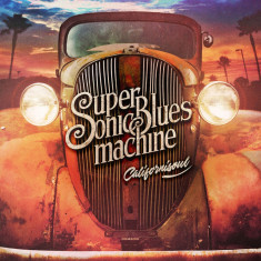 Supersonic Blues Machine Californisoul LP (2vinyl) - Muzica Blues