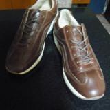 Pantofi tip MBT, MEDICUS, Maro, irregular choice