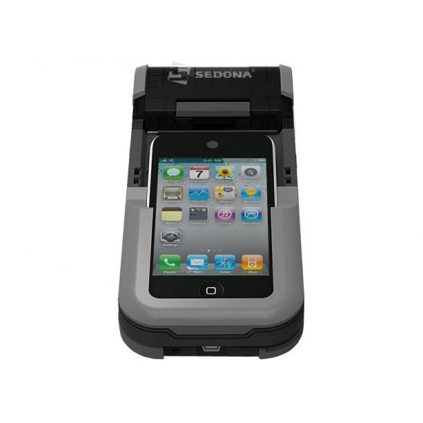 Imprimanta POS mobila Datecs PP60 conectare USB+RS232 foto mare