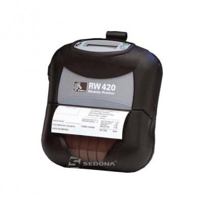 Imprimanta POS mobila Zebra RW420 conectare USB (Conectare - USB) foto