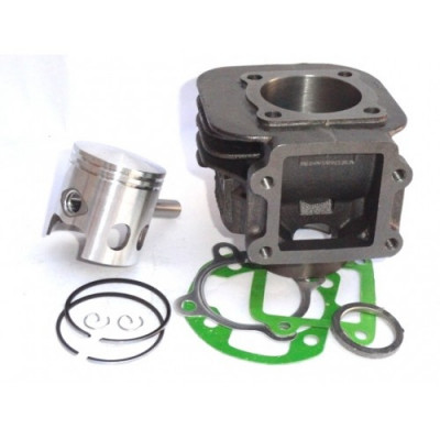 Kit Cilindru - Set Motor Scuter Yamaha Mbk Booster Buster 80cc  RACIRE AER NOU foto