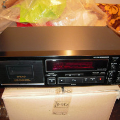 Casetofon deck Sony TC-K670, 3 capete, 3 motoare, rog cititi descrierea - Deck audio