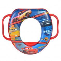 Reductor toaleta pentru copii Cars, 28 x 35 cm - Reductor cada si wc